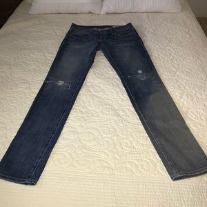 Vintage Revolution size 28 distressed jeans!
